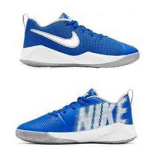 Nike Royal Blue Team Hustle Sneakers